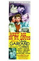 Meet Me in St Louis - tall Wall Poster