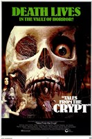 "Tales from the Crypt Death Lives - 11"" x 17"" - $15.49"