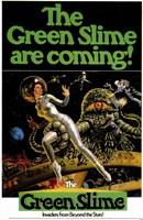 """Green Slime - 11"""" x 17"""""""