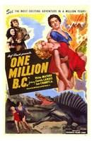 "One Million Bc Victor Mature - 11"" x 17"""