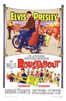 """Roustabout - 11"""" x 17"""" - $15.49"""