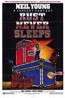 """Rust Never Sleeps - 11"""" x 17"""""""