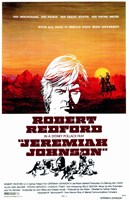 Jeremiah Johnson Fine Art Print
