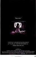 """Poltergeist - black - 11"""" x 17"""""""