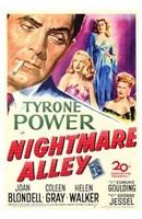 "Nightmare Alley - 11"" x 17"""