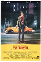 Taxi Driver Movie Wall Poster