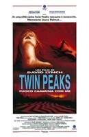 Twin Peaks: Fire Walk with Me David Lynch Wall Poster