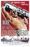 """War of the Colossal Beast - 11"""" x 17"""""""