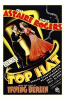 """Top Hat - Astaire Rogers - 11"""" x 17"""""""