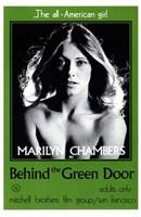 """Behind the Green Door - 11"""" x 17"""""""