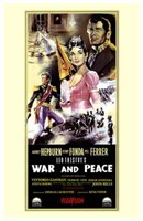 """War and Peace - tall - 11"""" x 17"""""""