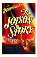 "The Jolson Story - 11"" x 17"", FulcrumGallery.com brand"