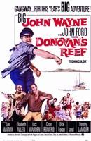 "Donovan's Reef - 11"" x 17"""