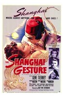 "The Shanghai Gesture - 11"" x 17"" - $15.49"