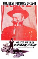 "Citizen Kane Best Picture of 1941 - 11"" x 17"" - $15.49"