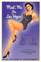 """Meet Me in Las Vegas - 11"""" x 17"""""""