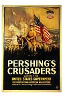 "Pershing's Crusaders - 11"" x 17"""
