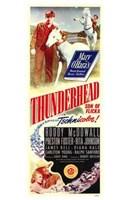 "Thunderhead - Son of Flicka - 11"" x 17"""