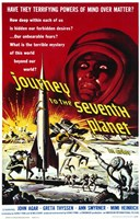 """Journey to the Seventh Planet - 11"""" x 17"""""""