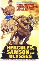 "Hercules Samson and Ulysses - 11"" x 17"""