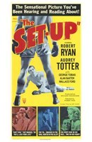 """The Set-Up - tall - 11"""" x 17"""""""