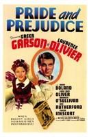 """Pride and Prejudice - 11"""" x 17"""""""