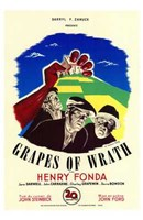 "The Grapes of Wrath - Henry Fonda - 11"" x 17"""