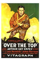 """Over the Top - Vitagraph - 11"""" x 17"""", FulcrumGallery.com brand"""