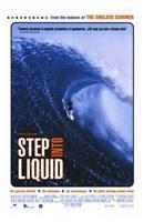 Step Into Liquid Fine Art Print