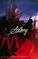 "Glory American Battle - 11"" x 17"", FulcrumGallery.com brand"