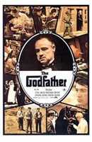 The Godfather Scenes Wall Poster