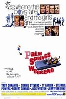"""Palm Springs Weekend - 11"""" x 17"""""""