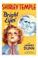 Bright Eyes Wall Poster
