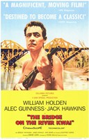 "Bridge on the River Kwai William Holden - 11"" x 17"""