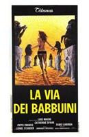"""Via Dei Babbuini  La - 11"""" x 17"""" - $15.49"""