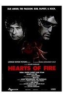 Hearts of Fire Wall Poster
