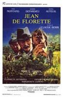 Jean De Florette Wall Poster