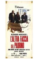"""Altra Faccia Del Padrino  L' - 11"""" x 17"""", FulcrumGallery.com brand"""