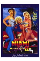 """Miami Spice 2 - 11"""" x 17"""""""
