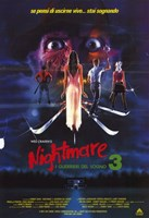 Nightmare on Elm Street 3: Dream Warrior Italian Framed Print