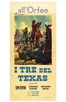 "Texas John Slaughter: the Man from Bitte - 11"" x 17"" - $15.49"