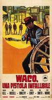 "Waco movie poster - 11"" x 17"""