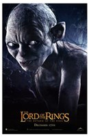 Lord of the Rings: Return of the King Smeagol Fine Art Print