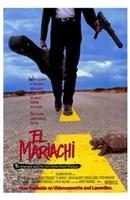 """El Mariachi - 11"""" x 17"""""""