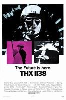 "Thx-1138 - movie - 11"" x 17"" - $15.49"