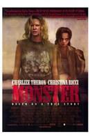 "Monster - Two women - 11"" x 17"""