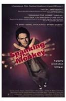 "Spanking the Monkey - 11"" x 17"", FulcrumGallery.com brand"