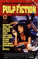 """Pulp Fiction - 11"""" x 17"""""""