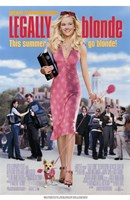 Legally Blonde Wall Poster