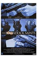 Boondock Saints - style A Fine Art Print